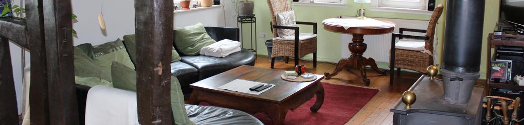 Wohnzimmer Landhaus